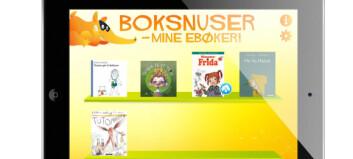 Norske barnebøker tok nettopp et digitalt sjumilssteg