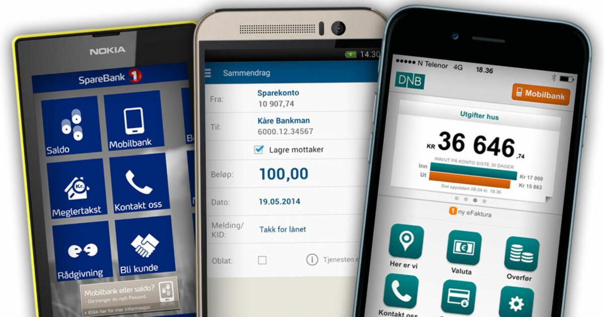 ea447b39 Mobilbetaling: Slik betaler du vennene dine raskt og enkelt fra mobilen -  DinSide