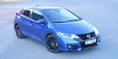 Test: Honda Civic 1,6