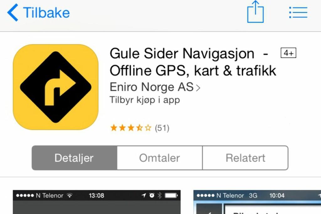 gps kart norge gratis Navigasjon: Den beste gratis GPS appen kåret   DinSide gps kart norge gratis