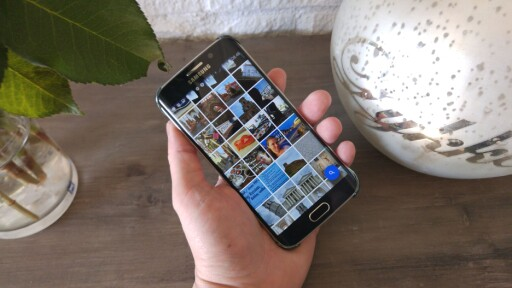 BACKUP PÅ NETT: Googles Bilder-tjeneste lar deg bruke ubegrenset med plass i deres nettsky så lenge du «tar til takke» med 16Mp oppløsning på bildene og video i full HD-oppløsning. Foto: PÅL JOAKIM OLSEN