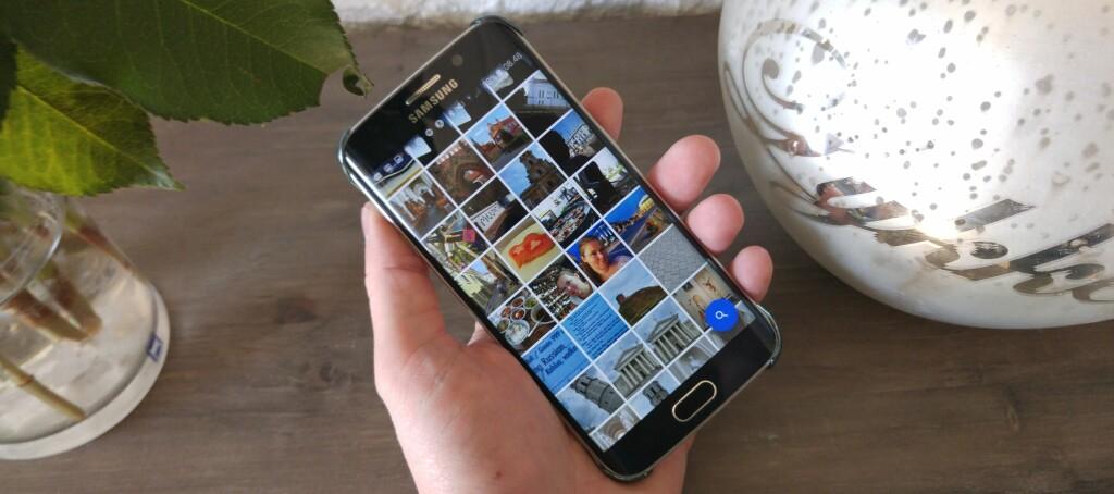 <strong>UBEGRENSET LAGRING:</strong> Google har relansert sin nye bildetjeneste og gir deg ubegrenset lagring til bilder og video. Foto: PÅL JOAKIM OLSEN