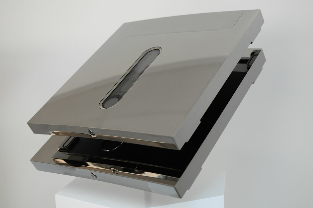 <strong><B>NY FRIMWARE:</strong></B> For eiere av fortsrkere som denne er versjon 8 av Devialets firmware den store messenyheten. Foto: TORE NESET