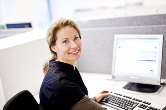Senior kommunikasjonsrådgiver i Skatteetaten, Anette Bjerke. Foto: SKATTEETATEN