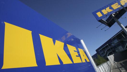 Tilbakekaller 101.200 barnegrinder fra Ikea