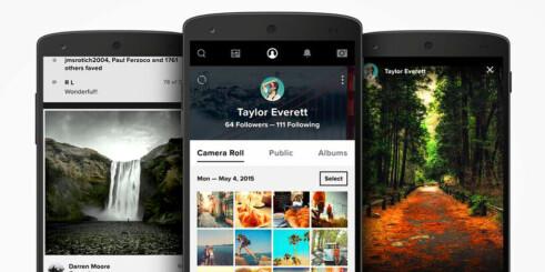 Flickr gir deg 1.000 gigabyte gratis lagring