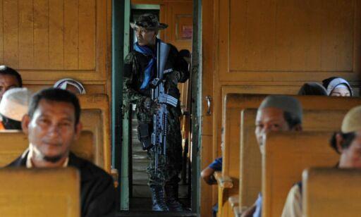 image: Voldtektssak ryster Thailand: 13 år gammel jente på togtur voldtatt, drept og kastet ut av vinduet