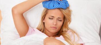 Hodepine kan føre til samlivsbrudd