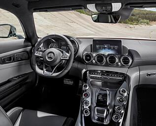 Illsint: Mercedes AMG GT-S