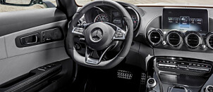 Den største konkurrenten: AMG GT-S