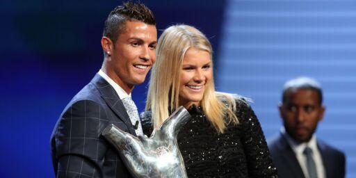 image: Misforstått snillhet: Så lett hadde ikke Ronaldo sluppet fra en EM-fiasko