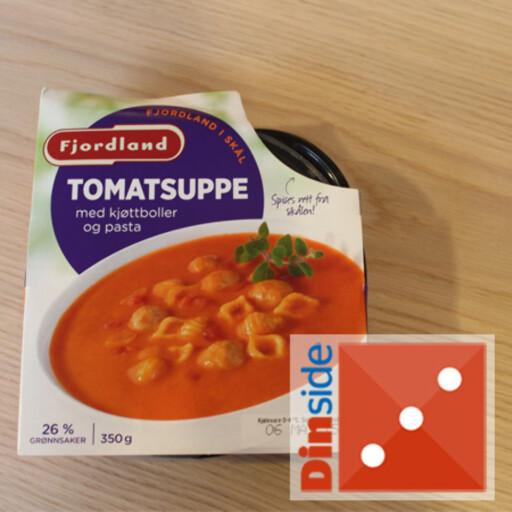 Tomatinnhold: 18 prosent. Pris: 29,90 kr, Ica