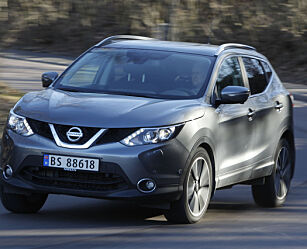 image: Nissan Qashqai blir ladbar