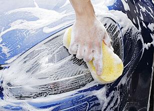 image: Med en slik bilvask blir bilen vårklar