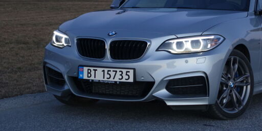 image: TEST: BMW M235i xDrive