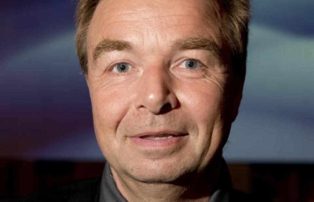 - IKKE SKANDALE NRKs VM-ekspert Lars Tjærnås mener det ikke var noen skandale å gi Gullballen til Messi. Foto: Terje Bendiksby / NTB scanpix