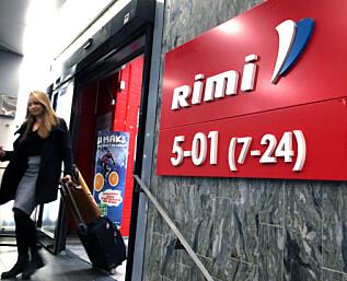 Nå forsvinner de første Rimi-butikkene