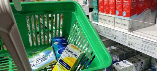 Lave apotekpriser i Sverige