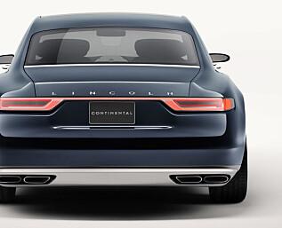 Lincoln Continental gjenoppstår