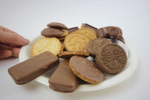 Callebaut Hvit Sjokolade 1kg