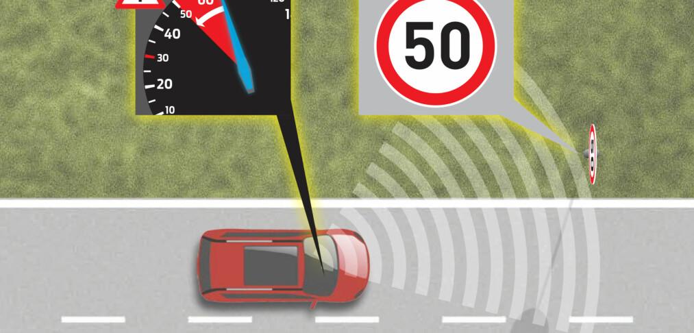 Nye Ford S-Max med genial funksjon: Holder fartsgrensen