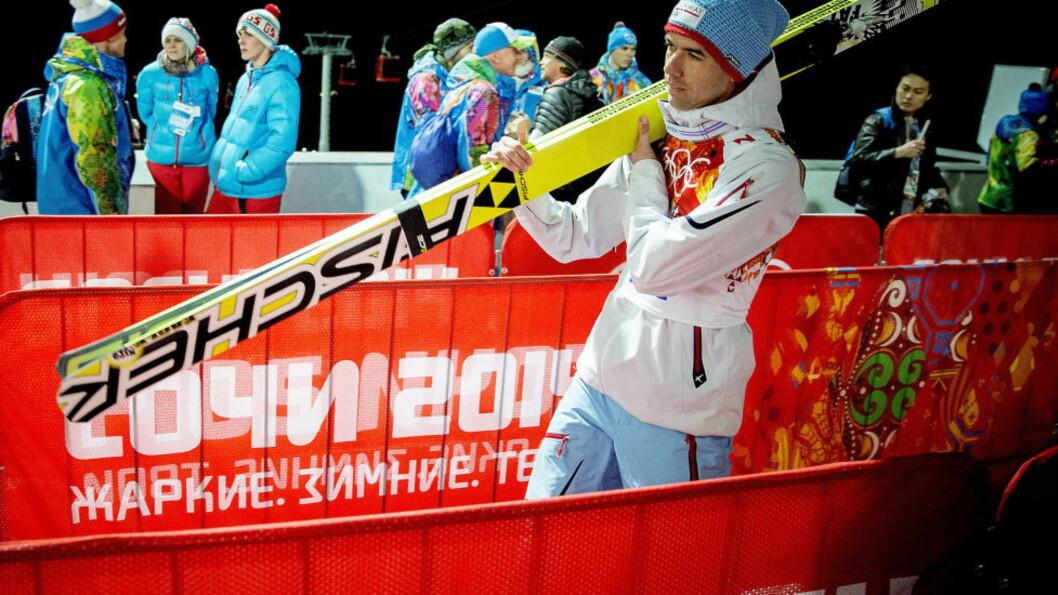 <strong>BRONSE:</strong> Anders Bardal tok bronse i Sotsji-OL. Foto: Bjørn Langsem / DAGBLADET