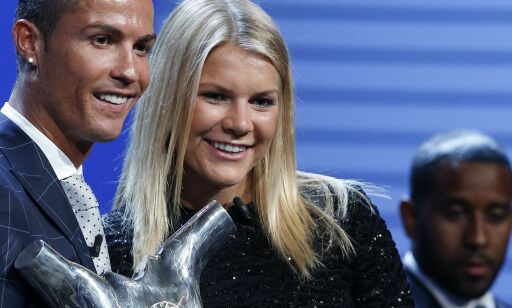 image: Ada er god nok for Ronaldo, men ikke for Norge