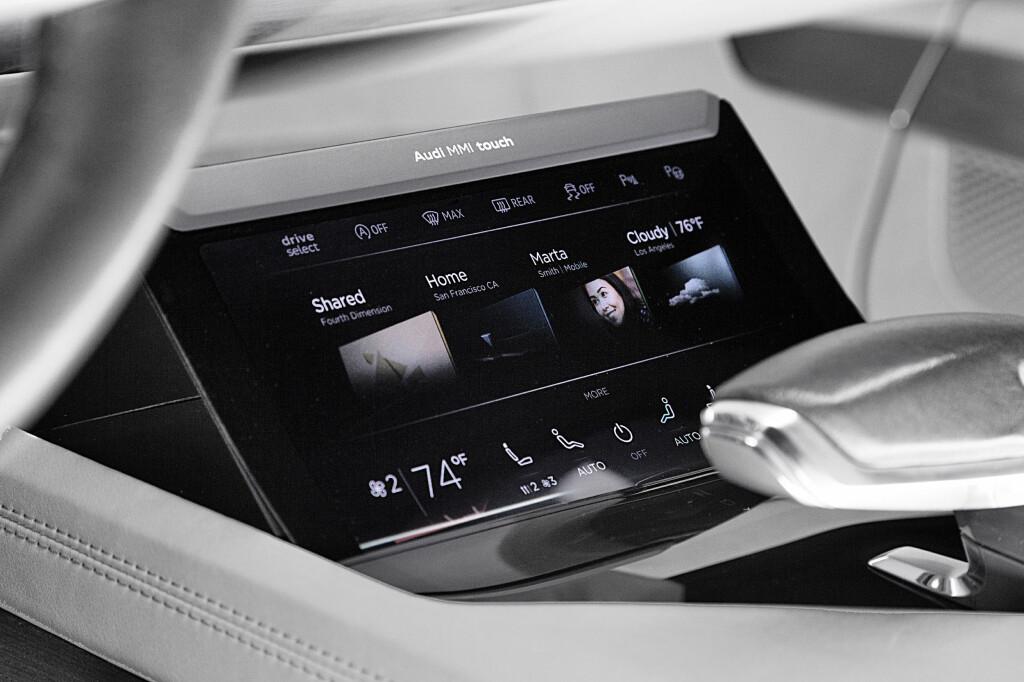 <b>Både og:</b> Audi leverer noen biler med 3G, og noen med 4G. Velg bil med omhu.  Foto: AUDI