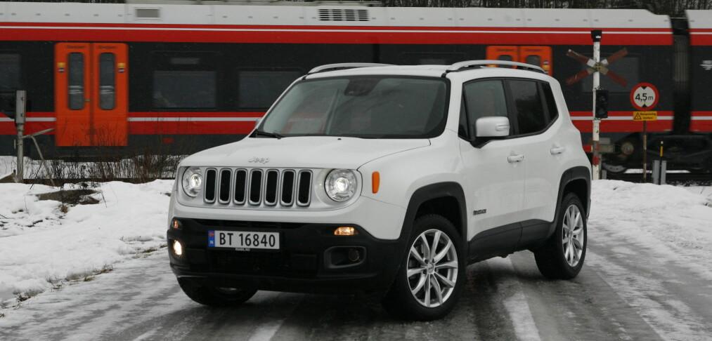 Test: Jeep Renegade 2,0 MJD