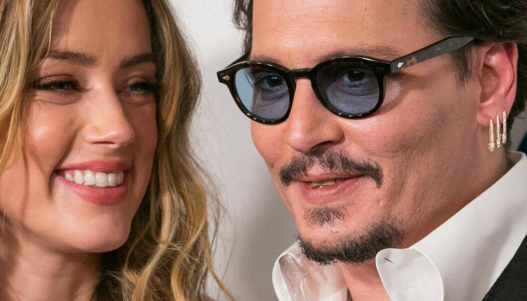 Mener Johnny Depp jukser med skillsmissepengene