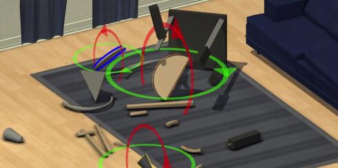 Nå har Ikea-møblene blitt dataspill