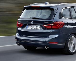 Nyhet fra BMW: 2-serie Grand Tourer