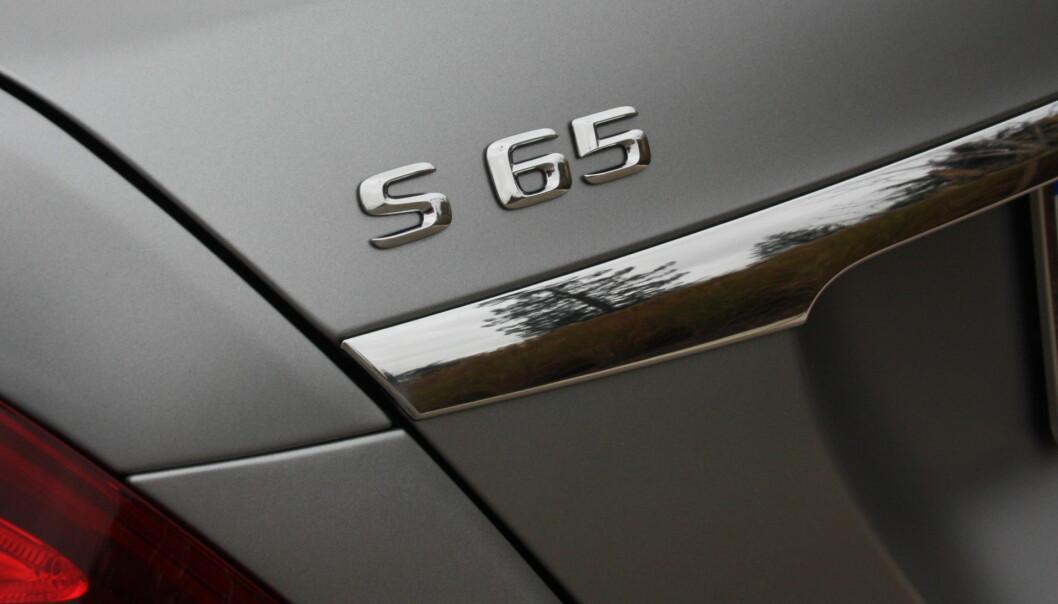TEST:Mercedes S 65 AMG