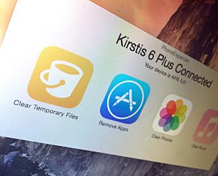 Appen som gjør det enkelt å slette filer på iPhone
