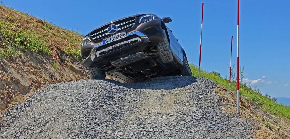 image: Dinside har kjørt Mercedes-Benz GLC