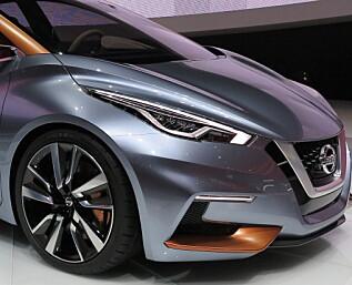 Din neste småbil? Her er Nissan Sway!