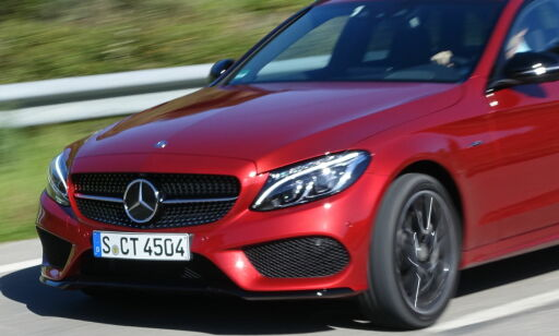 image: Test: Mercedes-Benz C450 AMG 4Matic