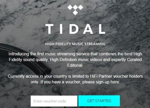 FOR LYDFRELSTE: Tidal har norske aner, og er et strømmealternativ for musikkinteresserte som er opptatt av lydkvalitet. Foto: TIDAL
