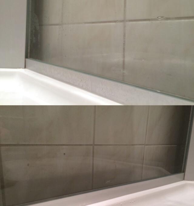 Vaske dusjkabinett