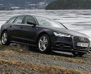 TEST: Audi A6 facelift