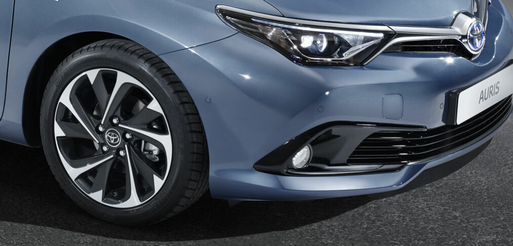 Toyota Auris fornyes