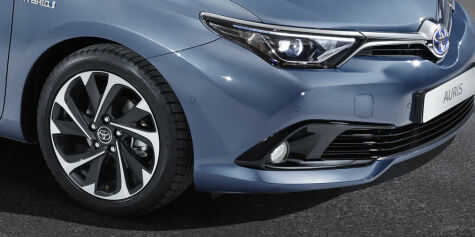 image: Toyota Auris fornyes
