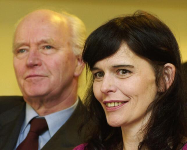 STORT TAP: Thorvald Stoltenberg har flere ganger åpnet opp om tapet av datteren Nini, som døde i 2014. Foto: NTB Scanpix
