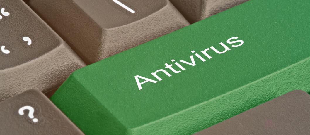 <strong><strong>BESKYTTELSE:</strong></strong> Hvilket antivirusprogram bør du velge? Det tyske laboratoriet AV-test har kåret sine favoritter fra det siste året. Foto: COLOURBOX