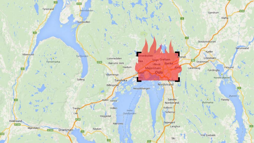 brann sverige kart Skogbrann Sverige brann sverige kart