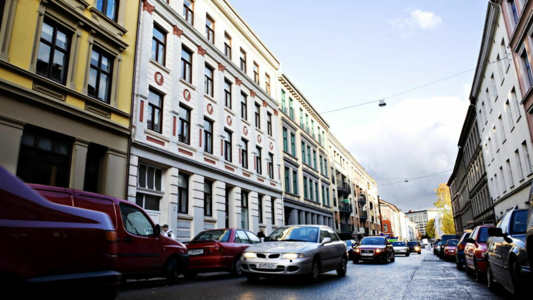 <strong>Juli 2014:</strong> Boligprisene stiger videre. Foto: NINA/HANSEN, Dagbladet
