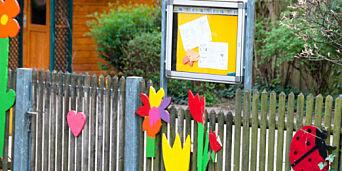 image: - Ingen grunn til å ha dårlig samvittighet for å sende små barn i barnehagen