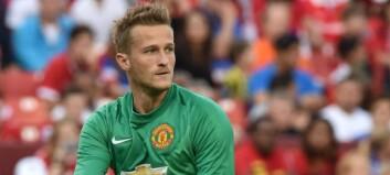 Uniteds danske keeper vil bort fra klubben
