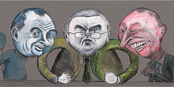 image: Alle presidentens menn