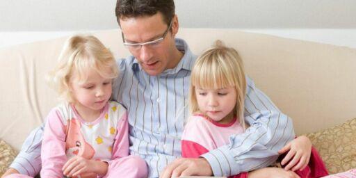 image: Slik skaper du tidlig leseglede hos barnet